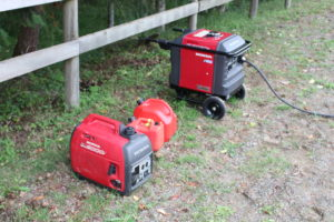 Our generators